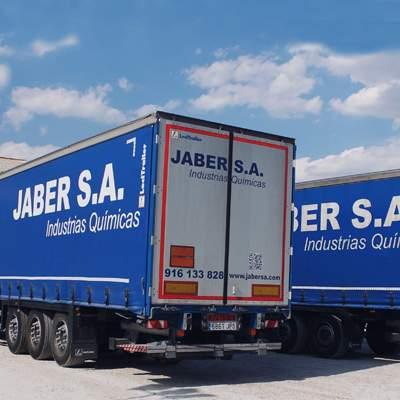 Jaber's vehicle fleet